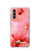 iDeal of Sweden Fashion Etui Obudowa do Samsung Galaxy S21 (Coral Blush Floral)