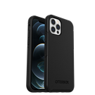 OtterBox Symmetry+ with MagSafe Etui Ochronne do iPhone 12 Pro / iPhone 12 (Black)