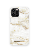 iDeal of Sweden Fashion Etui Obudowa do iPhone 12 Pro Max (Golden Pearl Marble)