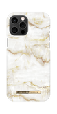 iDeal of Sweden Fashion Case Etui Obudowa do iPhone 12 Pro Max (Golden Pearl Marble)