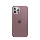 Urban Armor Gear [U] Lucent Etui Pancerne do iPhone 12 Pro / iPhone 12 (Dusty Rose)