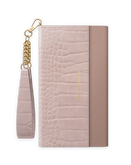 iDeal of Sweden Clutch Etui Portfel do iPhone 12 Mini (Misty Rose Croco)
