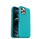 OtterBox Symmetry Etui Ochronne do iPhone 12 Pro / iPhone 12 (Rocky Candy Blue)
