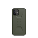 Urban Armor Gear Civilian Etui Pancerne do iPhone 12 Mini (Olive)