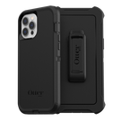 OtterBox Defender Etui Pancerne z Klipsem do iPhone 12 Pro Max (Black)