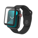 Zagg InvisibleShield GlassFusion Szkło Hybrydowe na Cały Ekran do Apple Watch 5 (44mm) / Apple Watch 4 (44mm)