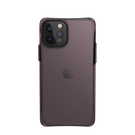Urban Armor Gear [U] Mouve Etui Pancerne do iPhone 12 Pro / iPhone 12 (Aubergine)
