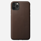 (EOL) Nomad Rugged Case Skórzane Etui do iPhone 11 Pro Max (Rustic Brown)