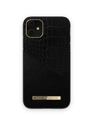 iDeal of Sweden Atelier Etui Obudowa do iPhone 11 / iPhone Xr (Nightfall Croco)