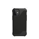 Urban Armor Gear Metropolis LT Etui Pancerne do iPhone 12 Mini (SATN ARMR Black)