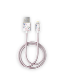 iDeal Of Sweden Cable Kabel USB Lightning MFI 1m (Floral Romance)