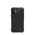Urban Armor Gear Metropolis LT Etui Pancerne do iPhone 12 Mini (FIBR ARMR Black)
