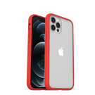 OtterBox React Etui Ochronne do iPhone 12 Pro / iPhone 12 (Clear Red)