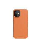 Urban Armor Gear Outback Bio Biodegradowalne Etui Pancerne do iPhone 12 Mini (Orange)