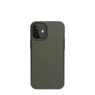 Urban Armor Gear Outback Bio Biodegradowalne Etui Pancerne do iPhone 12 Mini (Olive)