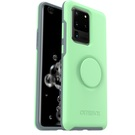 OtterBox Symmetry Pop Etui Ochronne z PopSockets do Samsung Galaxy S20 Ultra (Mint to Be)