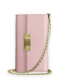 iDeal Of Sweden Kensington Clutch Torebka z Miejscem na iPhone Xs / iPhone X (Pink)