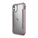 X-Doria Defense Shield Etui Aluminiowe do iPhone 11 (Drop Test 3m) (Rose Gold)