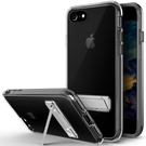 (EOL) Obliq Naked Shield Kickstand Etui z Podstawką do iPhone 8 / 7 (Smoky Black)