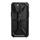 Urban Armor Gear Monarch Etui Pancerne do iPhone 12 Pro Max (Carbon Fiber)