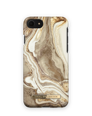 iDeal of Sweden Fashion Etui Obudowa do iPhone SE (2020) / iPhone iPhone 8 / iPhone 7 / iPhone 6s / iPhone 6 (Golden Sand Marble)