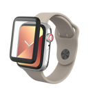 Zagg InvisibleShield GlassFusion Szkło Hybrydowe na Cały Ekran do Apple Watch 5 (40mm) / Apple Watch 4 (40mm)