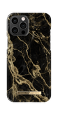 iDeal of Sweden Fashion Case Etui Obudowa do iPhone 12 Pro Max (Golden Smoke Marble)