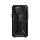 Urban Armor Gear Monarch Etui Pancerne do iPhone 12 Pro / iPhone 12 (Black)