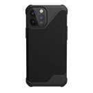 Urban Armor Gear Metropolis LT Etui Pancerne do iPhone 12 Pro Max (SATN ARMR Black)