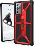 Urban Armor Gear Monarch Etui Pancerne do Samsung Galaxy Note20 Ultra (Crimson)