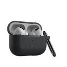 Urban Armor Gear [U] Silicone Obudowa Silikonowa do AirPods Pro (Black)