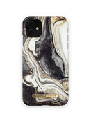 iDeal of Sweden Fashion Etui Obudowa do iPhone 11 / iPhone Xr (Golden Ash Marble)