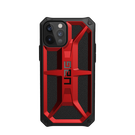 Urban Armor Gear Monarch Etui Pancerne do iPhone 12 Pro / iPhone 12 (Crimson)