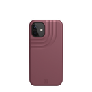 Urban Armor Gear [U] Anchor Etui Pancerne do iPhone 12 Mini (Aubergine)