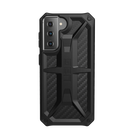 Urban Armor Gear Monarch Etui Pancerne do Samsung Galaxy S21 (Carbon Fiber)