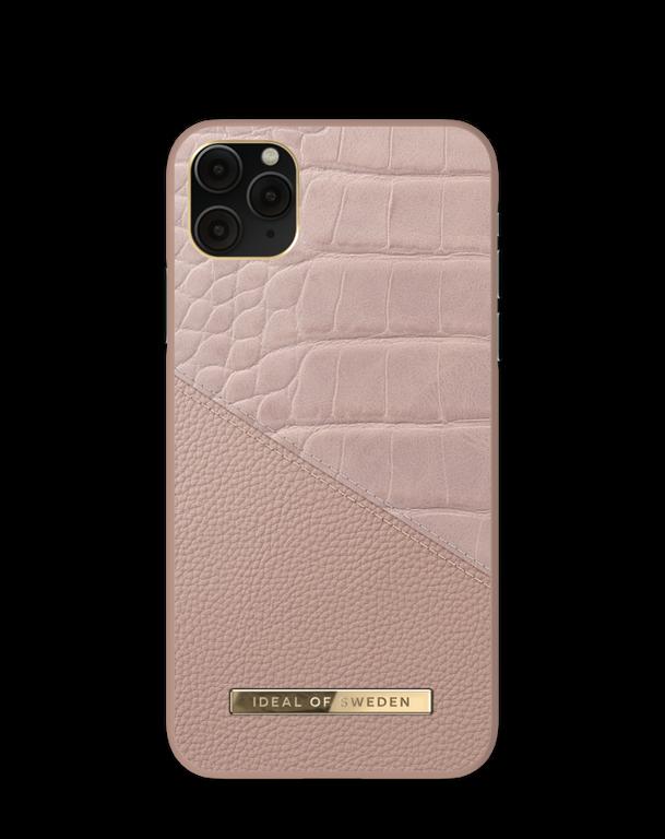 iDeal of Sweden Atelier Etui Obudowa do iPhone 11 Pro Max / iPhone Xs Max (Rose Smoke Croco) (1)