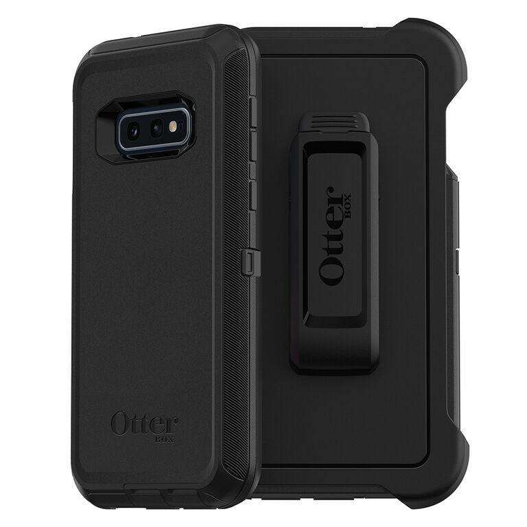 (EOL) OtterBox Defender Etui Pancerne z Klipsem do Samsung Galaxy S10e (Black) (1)