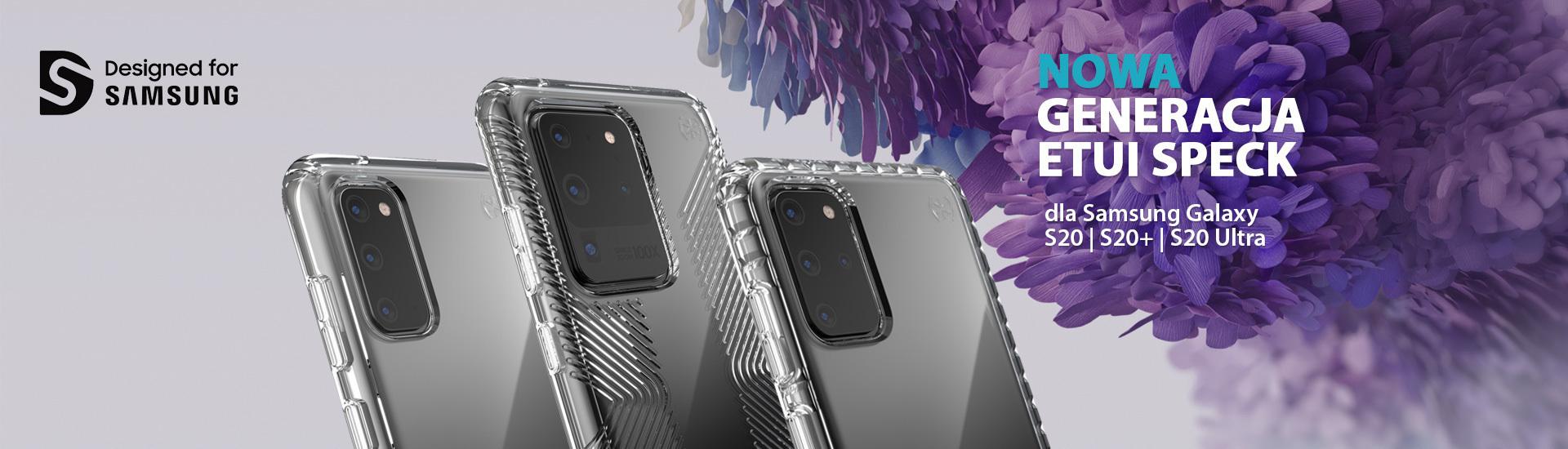 dla Samsung Galaxy S20, Galaxy S20+ oraz Galaxy S20 Ultra